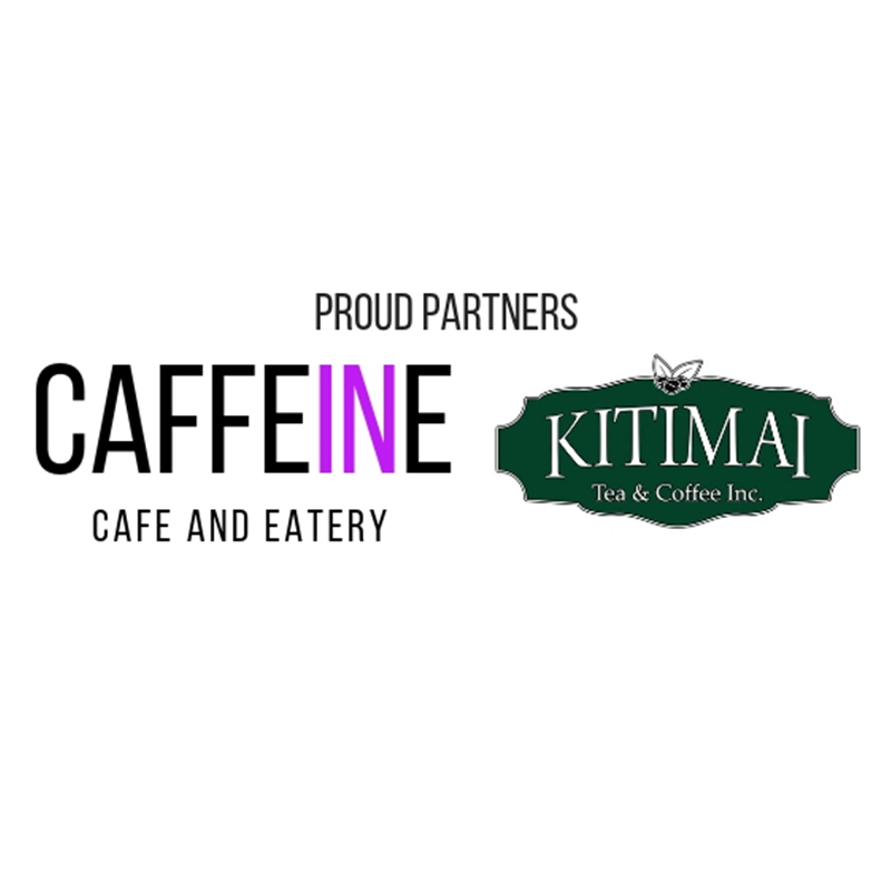 Caffeine Cafe & Eatery and Kitimai Tea & Coffee Inc.